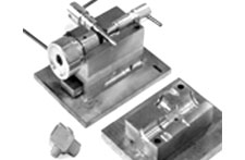 Hand-operated cores for low-volume production of complex fitting.